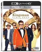 Firth Colin Kingsman: Zlatý kruh - 2BLU-RAY UHD