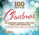 V/A 100 Hits - Christmas (4CD+DVD)