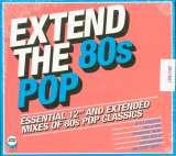 Warner Music Extend The 80s - Pop (3CD)