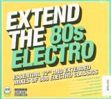 Warner Music Extend The 80s - Electro (3CD)