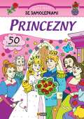 EX book Princezny - Veselé sešity se samolepkami