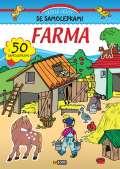 EX book Farma - Veselé sešity se samolepkami