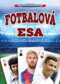 EX book Fotbalová esa - Světový a český výběr