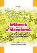 Foni book Pytel plný křížovek a hlavolamů 200 stran švédských křížovek a hlavolamů