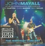 Mayall John 70th Birthday Concert (4LP blue vinyl)