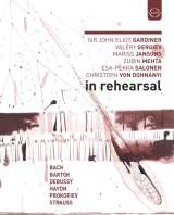 Gardiner John Eliot Sir In Rehearsal & Performance