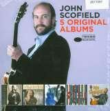 Scofield John 5 Original Albums