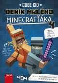 Computer Press Deník malého Minecrafťáka 4