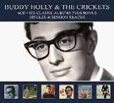Holly Buddy & The Crickets Six Classic Albums Plus Bonus Singles & Session Tracks -Digi-