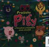 Various Prasátko Pigy a kouzelná pohlednice p