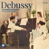 Various Debussy: His First Performers (Box 10CD)