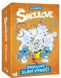 Patterson Ray Šmoulové slaví výročí - kolekce 5DVD (The Smurfs Anniversary Collection)