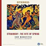 Markevitch Igor Stravinsky: Le Sacre Du Printemps (The Rite Of Spring)
