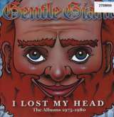 Gentle Giant I Lost My Head: The Albums 1975-1980 (2012 Remaster, 4CD)