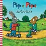 Svojtka Pip a Pipa - Koloběžka