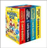 Baddiel David Blockbuster Baddiel Box