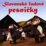 Akordshop Slovenské ludové pesničky - CD