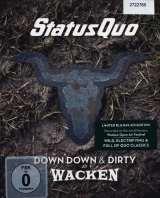 Status Quo Down Down & Dirty At Wacken (Blu-ray+CD)
