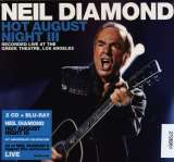 Diamond Neil-Hot August Night III (2CD+Blu-ray)