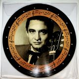 Cash Johnny-Sun Singles (Limited Picture Disc)