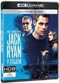 Pine Chris Jack Ryan: V utajení (Jack Ryan: Shadow Recruit) (UHD+BD)