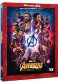 Evans Chris Avengers: Infinity War 2BD (3D+2D) - Limitovaná sběratelská edice