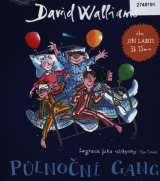Lábus Jiří Walliams: Půlnoční gang (MP3-CD)