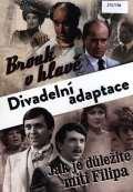 Bohemia Motion Pictures Kolekce Divadelní adaptace - 2 DVD (Brouk v hlavě + Jak je důležité míti Filipa)