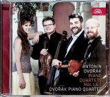 Dvořákovo klavírní kvarteto-Dvořák: Klavírní kvartety č. 1 a č. 2