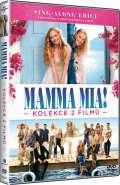 Mamma Mia!: Kolekce 2 filmů