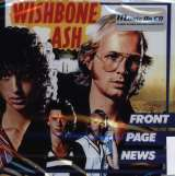 Wishbone Ash Front Page News /remaster 2017