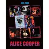 Alice Cooper - The Best - 6CD/2DVD