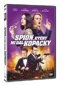 Kunis Mila Špión, který mi dal kopačky (The Spy Who Dumped Me)