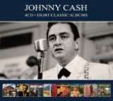 Cash Johnny Eight Classic Albums -Digi-