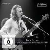 Bruce Jack Live At Rockpalast 1980,1983 and 1990 (Box 2DVD+5CD)