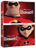 Bird Brad Úžasňákovi - kolekce 1.+2. (The Incredibles)