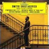 Shostakovich - Šostakovič Dimitrij;Nelsons Andris-Under Stalin's Shadow - Symphonies No. 6 & 7