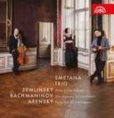 Supraphon Zemlinsky, Rachmaninov, Arensky: Klavírní tria