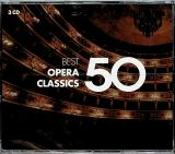 Warner Music 50 Best Opera