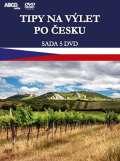 Tipy na výlet po Česku - 5 DVD