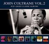 Coltrane John Eight Classic Albums Vol. 2 -Digi-