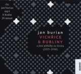 Burian Jan Vichřice a bubliny a jiné příběhy ze života (2015-2018) (MP3-CD)
