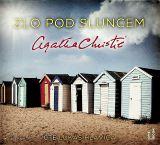 Christie Agatha Zlo pod sluncem - CDmp3 (Čte Lukáš Hlavica)