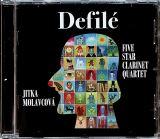 Molavcová Jitka;Five Star Clarinet Quartet-Defilé