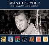 Getz Stan-Seven Classic Albums Vol.2 -Digi-