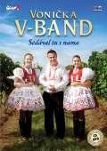 Vonička V-Band - Sedával tu s náma - CD + DVD