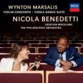 Marsalis Wynton;Benedetti Nicola-Violin Concerto; Fiddle Dance Suite