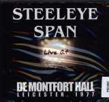 Steeleye Span-Live At De Montfort Hall, Leicester, England 1978