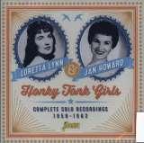 Lynn Loretta;Howard Jan-Honky Tonk Girls - Complete Recordings 1958-1962