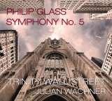 Glass Philip Symphony No.5  (2CD+DVD)